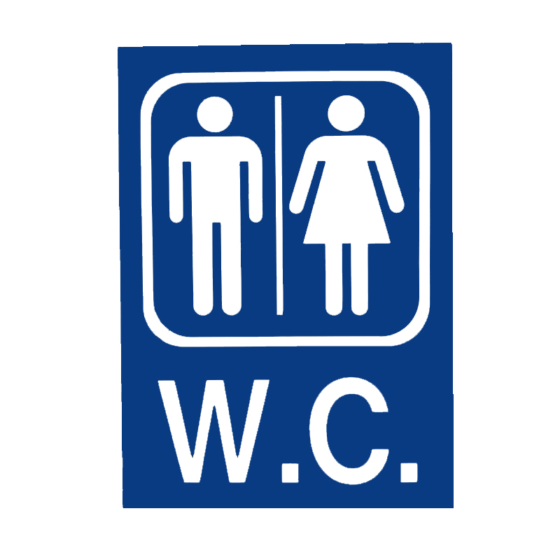 Wc Perfect With Wc Cheap Vector Male And Female Wc Icon